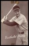 1947 Exhibits  Berthold Haas  Front Thumbnail