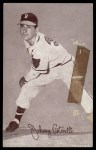 1947 Exhibits BOS Johnny Antonelli   Front Thumbnail