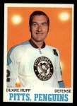 1970 Topps #89  Duane Rupp  Front Thumbnail