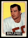 1964 Topps #95  Walt Corey  Front Thumbnail