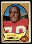 1970 Topps #111  Jim Hunt  Front Thumbnail