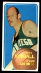 1970 Topps #32  Toby Kimball   Front Thumbnail