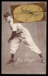 1947 Exhibits  Joe Page   Front Thumbnail