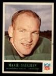 1965 Philadelphia #129  Maxie Baughan   Front Thumbnail
