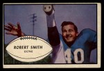 1953 Bowman #66  Robert Smith  Front Thumbnail