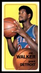 1970 Topps #25  Jimmy Walker   Front Thumbnail