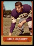 1963 Topps #101  Jerry Reichow  Front Thumbnail