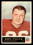 1965 Philadelphia #193  John Paluck   Front Thumbnail