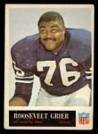 1965 Philadelphia #88  Roosevelt Grier     Front Thumbnail