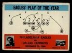 1965 Philadelphia #140   -  Joe Kuharich  Eagles  Front Thumbnail