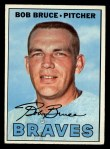 1967 Topps #417 RB Bob Bruce  Front Thumbnail