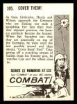 1964 Donruss Combat #105   Cover Them Back Thumbnail