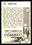 1964 Donruss Combat #128   Radio Out Back Thumbnail