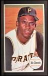1964 Topps Giants #11  Roberto Clemente  Front Thumbnail
