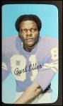 1970 Topps Super #11  Carl Eller  Front Thumbnail