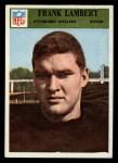 1966 Philadelphia #151  Frank Lambert  Front Thumbnail
