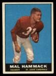 1961 Topps #117  Mal Hammack  Front Thumbnail