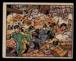 1938 Gum Inc. Horrors of War #154   Jap Planes Bomb Uniform Factory at Canton Front Thumbnail
