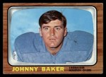 1966 Topps #47  John Baker  Front Thumbnail