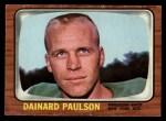 1966 Topps #97  Dainard Paulson  Front Thumbnail