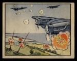 1938 Gum Inc. Horrors of War #246   Soviet Planes Bomb Area Japs Claim Front Thumbnail