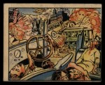 1938 Gum Inc. Horrors of War #115   Barcelona Intersection Turned into Shambles Front Thumbnail