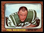 1966 Topps #100  Paul Rochester  Front Thumbnail