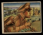 1938 Gum Inc. Horrors of War #241   Russian Troops Invade Jap-claimed Territory Front Thumbnail
