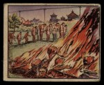 1938 Gum Inc. Horrors of War #57   Japanese Soldiers Burn Their Dead Front Thumbnail