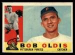 1960 Topps #361  Bob Oldis  Front Thumbnail