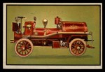 1953 Bowman Firefighters #24   1912 Pumping Engine Front Thumbnail