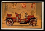 1953 Bowman Firefighters #22   Knox Chief's Car Front Thumbnail