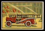 1953 Bowman Firefighters #41   1922 Triple Combination Front Thumbnail