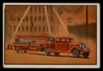1953 Bowman Firefighters #45   1938 Combination Front Thumbnail