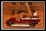 1953 Bowman Firefighters #49   Smoke Ejector Front Thumbnail