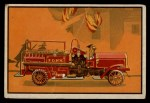 1953 Bowman Firefighters #28   1914 Knox Combination Front Thumbnail