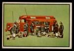 1953 Bowman Firefighters #6   Modern Rescue Truck - Mack Front Thumbnail