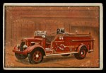 1953 Bowman Firefighters #34   Modern Pumping Engine - Managua Front Thumbnail