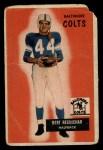1955 Bowman #20  Bert Rechichar  Front Thumbnail