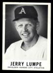 1960 Leaf #47  Jerry Lumpe  Front Thumbnail