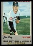 1970 Topps #113  Jim Ray  Front Thumbnail