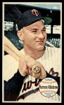 1964 Topps Giants #38  Harmon Killebrew   Front Thumbnail