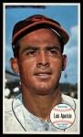 1964 Topps Giants #39  Luis Aparicio   Front Thumbnail