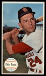 1964 Topps Giants #19  Dick Groat   Front Thumbnail