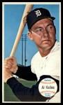 1964 Topps Giants #12  Al Kaline   Front Thumbnail