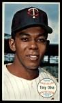 1964 Topps Giants #44  Tony Oliva   Front Thumbnail