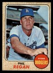 1968 Topps #88  Phil Regan  Front Thumbnail