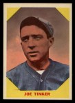 1960 Fleer #40  Joe Tinker  Front Thumbnail
