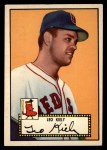 1952 Topps #54 BLK Leo Kiely  Front Thumbnail