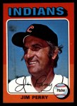 1975 Topps Mini #263  Jim Perry  Front Thumbnail